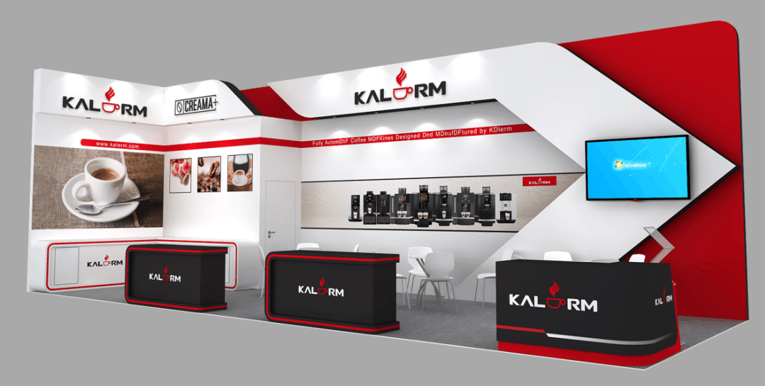Kalerm coffee will be in Milano Host 2019