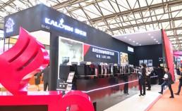 2019 Shanghai Hotelex- Kalerm coffee machine serves you again